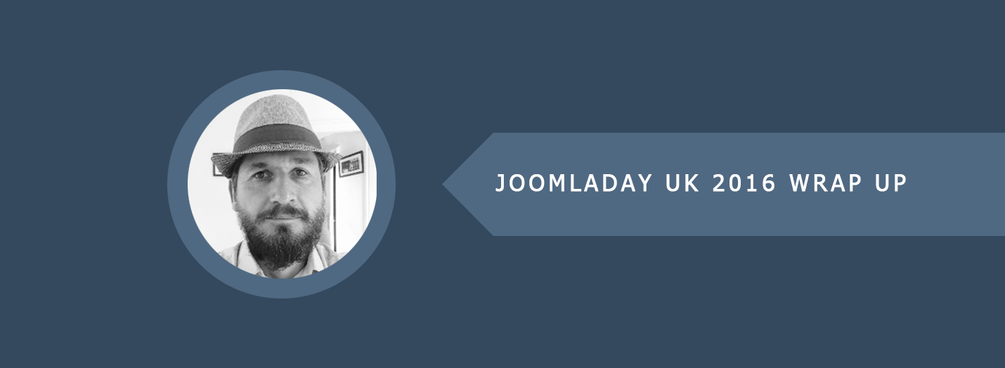 JoomlaDay UK Wrapup 2016
